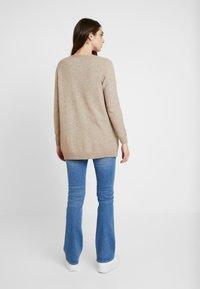 ONLY - ONLLESLY - Cardigan - beige melange - 2