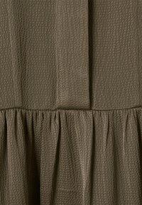 Samsøe Samsøe - MARGO DRESS - Day dress - black olive - 6