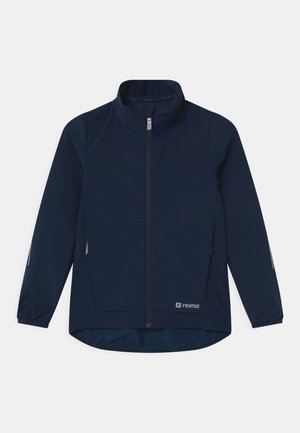 MANTEREET UNISEX - Soft shell jacket - navy