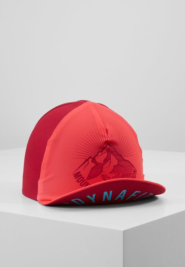 PERFORMANCE VISOR CAP 3 PACK - Czapka z daszkiem - fluor pink