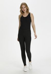Culture - CUSEMIRA  - Leggings - Trousers - black - 1