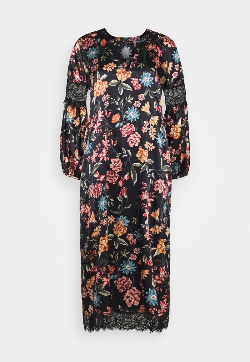 Grace - Day dress - schwarz