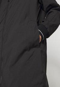 HUGO - Płaszcz wełniany /Płaszcz klasyczny - black - 5