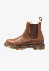 Dr. Martens - 2976 LEONORE - Classic ankle boots - butterscotch orleans - 1