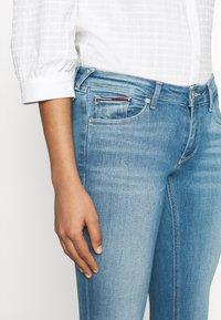 Tommy Jeans - SOPHIE - Skinny džíny - denim light - 6