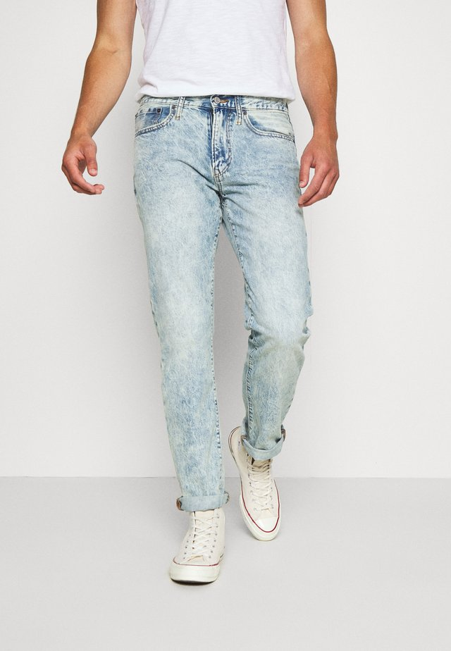STRAIGHT RIGID - Straight leg jeans - light wash
