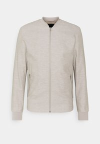 Jack & Jones PREMIUM - JPRJOSH - Giubbotto Bomber - white pepper - 0