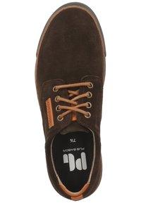 Pius Gabor - Sneakers laag - dark brown - 1