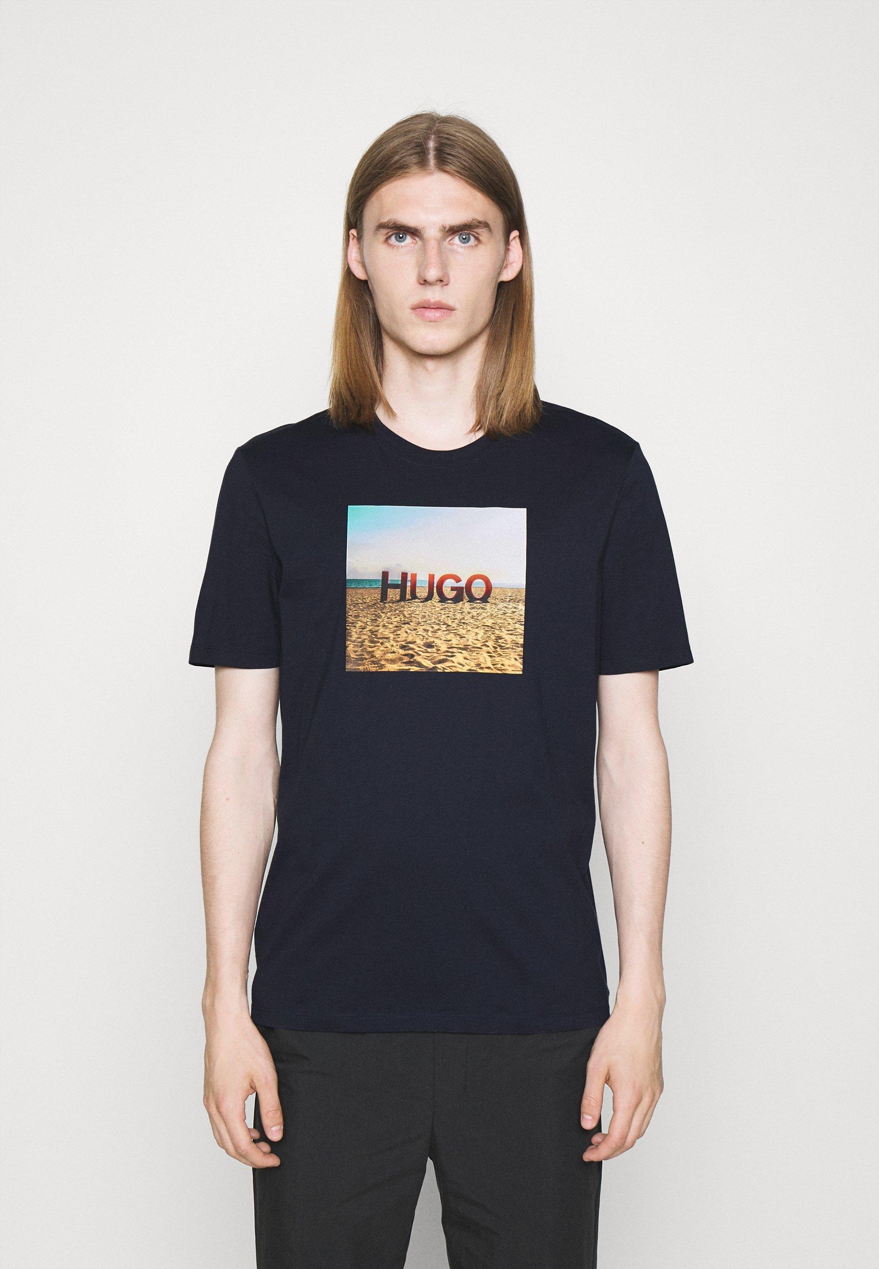 Homme DOLDPLAY - T-shirt imprimé