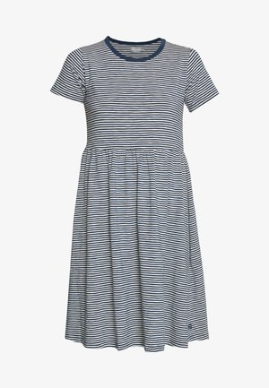 ORGANIC NIELSEN DRESS - Vestido ligero - cold slate/chalk