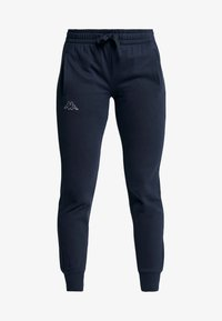 Kappa - TAIMA PANTS WOMEN - Spodnie treningowe - dress blues