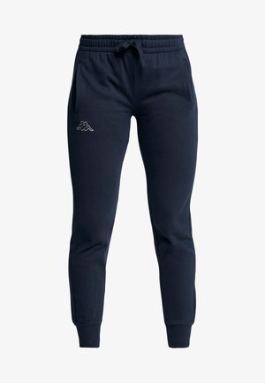 TAIMA PANTS WOMEN - Trainingsbroek - dress blues