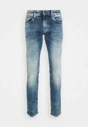 REVEND SKINNY - Jeans Skinny Fit - antic faded kyanite