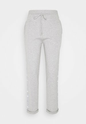 PANTS - Tracksuit bottoms - soft grey