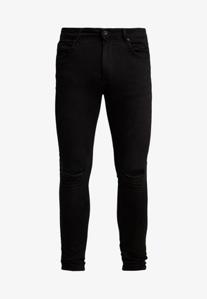 HARRY - Skinny-Farkut - black denim