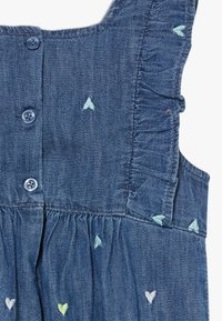 GAP - Overall / Jumpsuit /Buksedragter - blue denim - 4