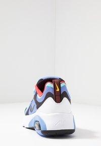 Nike Sportswear - AIR MAX - Sneakers - royal pulse/oil grey/light aqua/ember glow - 4