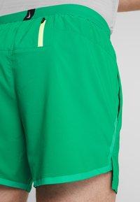 Nike Performance - AIR FLEX STRIDE - Sports shorts - lucid green/silver - 3