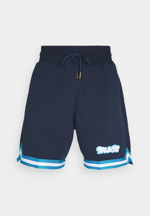 OWN BRAND WARM UPS  - Short de sport - navy