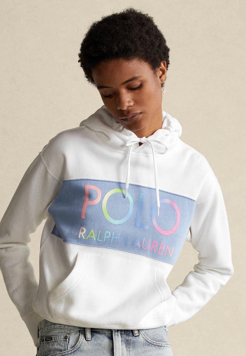 Polo Ralph Lauren - SEASONAL - Sweatshirt - white