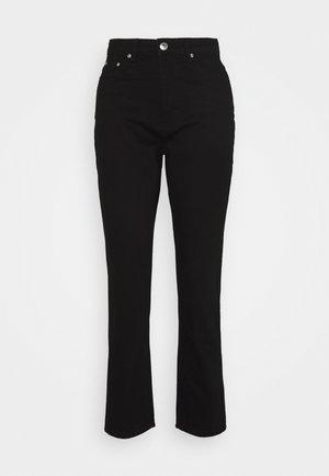 DAGNY MOM - Jeans slim fit - black