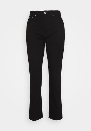 DAGNY MOM - Relaxed fit jeans - black