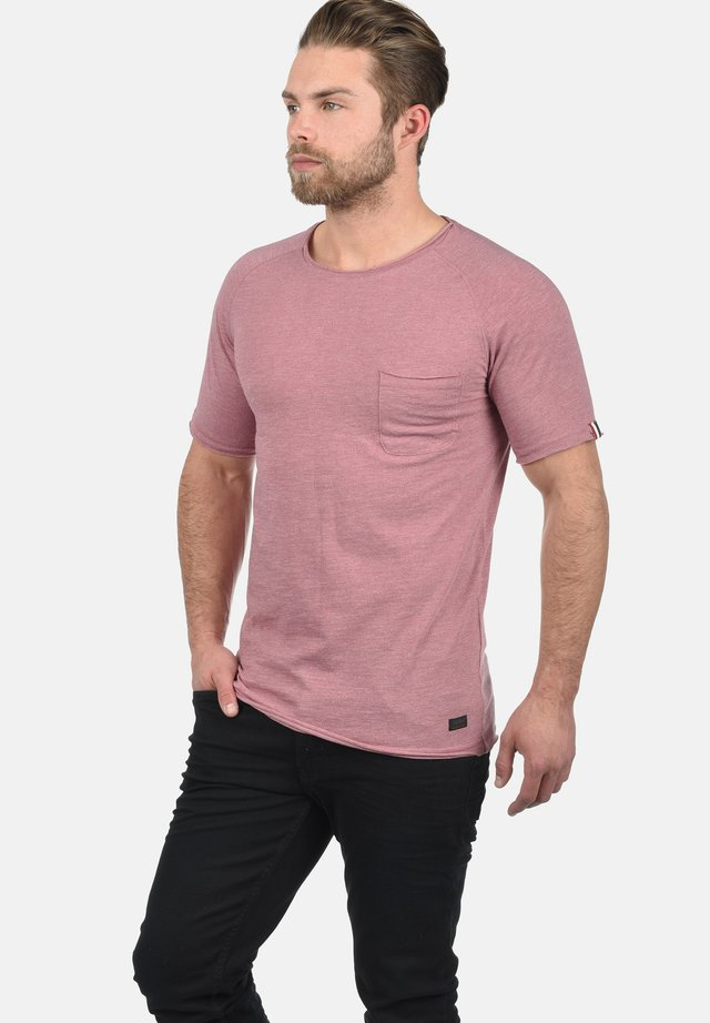 XORA - T-shirts basic - mesa rose