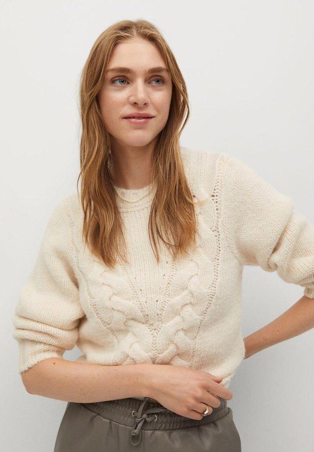 DIAGO - Sweter - beige