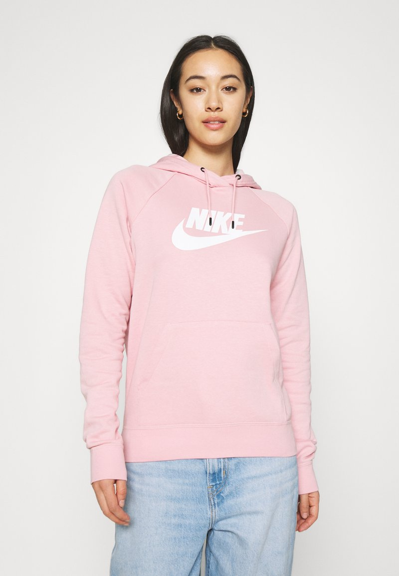 Nike Sportswear - HOODIE - Sweat à capuche - pink glaze/white