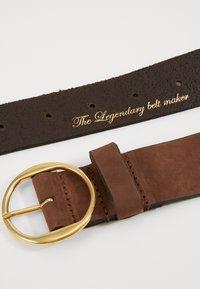 Legend - Belt - brown - 2