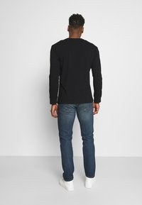 Levi's® - 502 TAPER - Jeans slim fit - dark indigo - 2