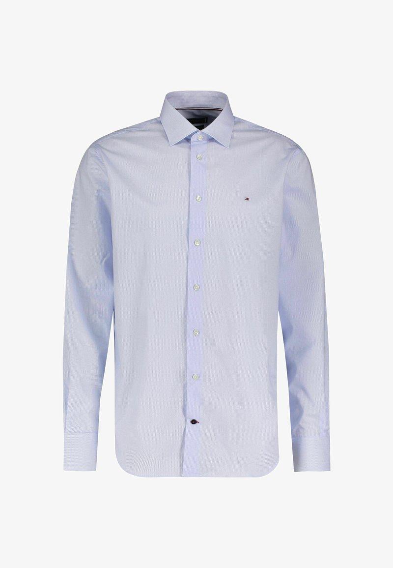 Tommy Hilfiger - POPLIN REG - Formal shirt - bleu