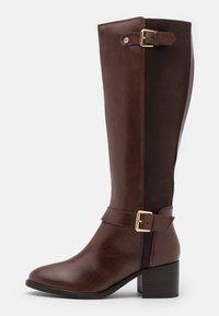 Dune London - TILDAS - Boots - brown - 1