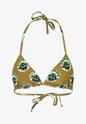 TRIANGLE REVERSIBLE - Bikini top - heirloom