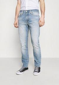 Levi's® - 502 TAPER - Jeans Tapered Fit - light indigo - 0