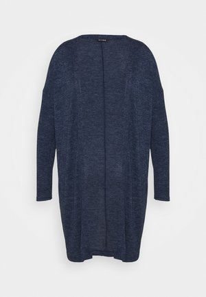 SOFT TOUCH CARDIGAN - Strikjakke /Cardigans - blue
