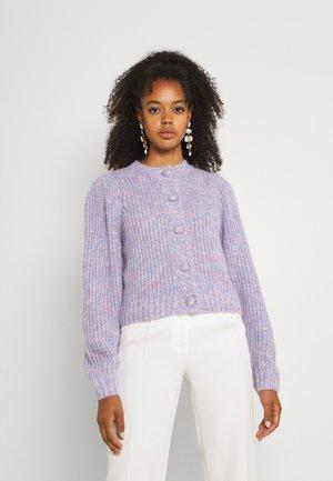 ENSULLIVAN CARDIGAN - Cardigan - purple multi