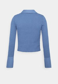 CMEO COLLECTIVE - GOOD LOVE - Blouse - washed blue - 1