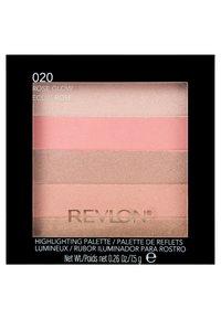 Revlon - HIGHLIGHTING PALETTE - Face palette - rose glow - 0