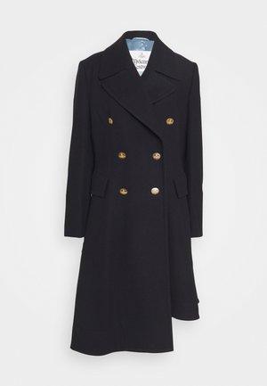 NUTMEG COAT - Classic coat - navy