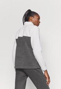 Columbia - BENTON SNAP - Fleece jumper - city grey heather/chalk - 2