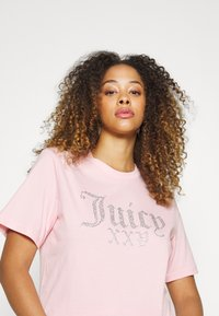 Juicy Couture - JUICY NUMERAL - T-shirt print - pink - 5