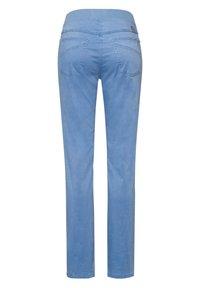 BRAX - STYLE PAMINA - Trousers - sky - 6