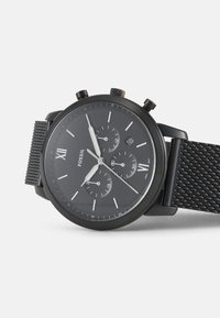 Fossil - NEUTRA CHRONO - Chronograph watch - black - 4