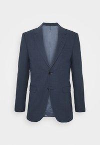 JARL - blazer - misty blue
