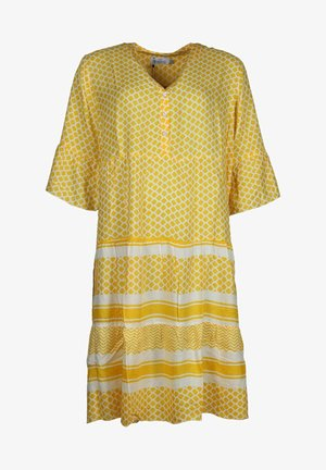 CELINA - Day dress - gelb