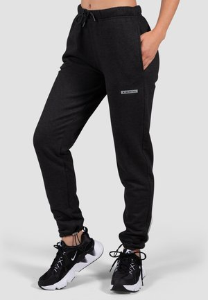 HOMELY  - Tracksuit bottoms - dark grey
