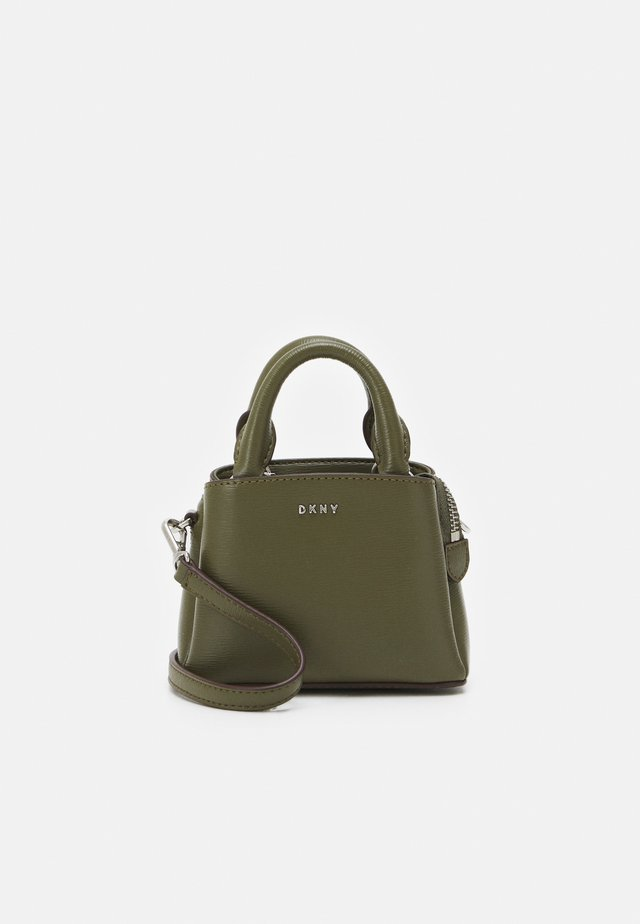 MICRO SATCHEL SUTTON - Handbag - military green
