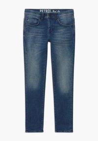 Petrol Industries - Slim fit jeans - blue denim - 0
