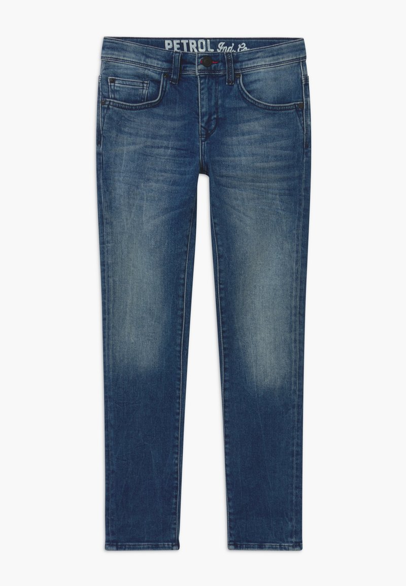 Petrol Industries - Slim fit jeans - blue denim